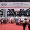American Diabetes Association 2014 Atlanta Expo at Cobb Galleria Centre.