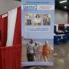 American Diabetes Association Atlanta Expo resource station for seniors.