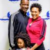 An endearment title of, The First Family of Fitness is befitting for this beautiful fit family! Fitness Minister Jay Jones and his wife, Actress April Parker Jones are such kind advocates.