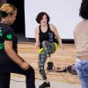 ZUMBA Fitness involves dance and aerobic elements; its choreography incorporates hip-hop, mambo, martial arts, and more. What a FUN and effective way to fight diabetes! ZUMBA Fitness Instructor, Maria Earl led the way!