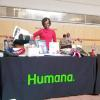 Sponsor Humana Healthcare of Georgia acknowledged and honored veterans at our 4th Annual Taste of Health Wellness Expo by offering health and wellness resources. Thanks Humana for making a difference.